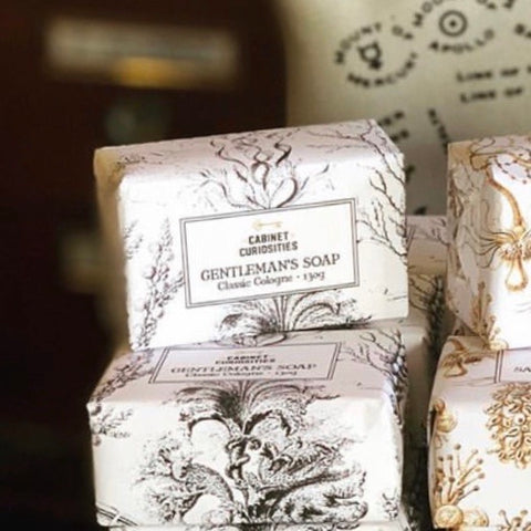 Curiosity Wrap Soap - Gentleman's 130g