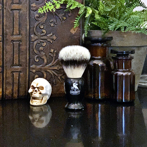 Synthetic Bristle Shaving Brush 660 25.00