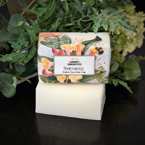 English Garden Soap - Honeysuckle