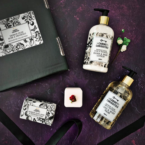 *NEW* Favourites Collection - Damson, Rose & Patchouli