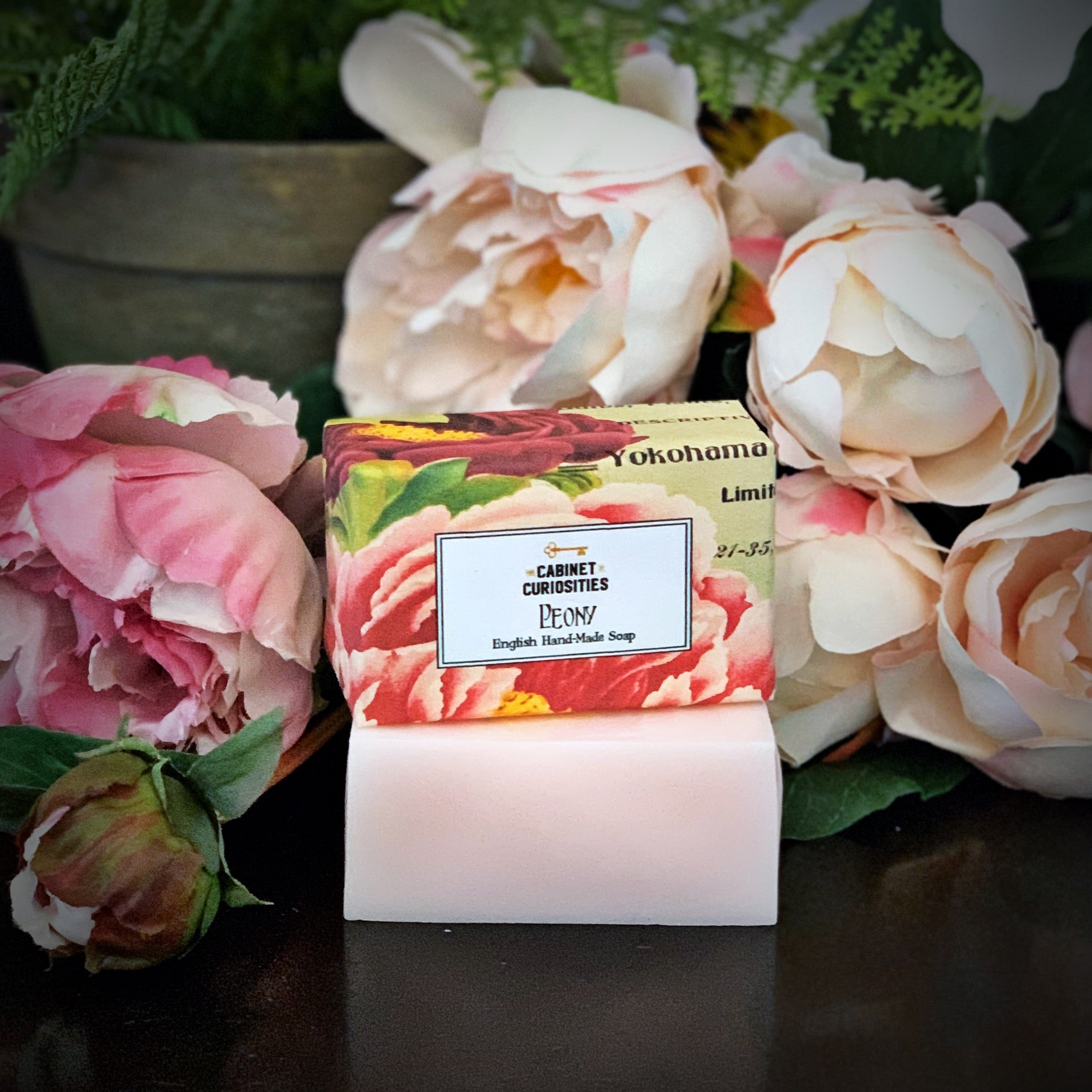 *NEW* English Garden Soap - Peony
