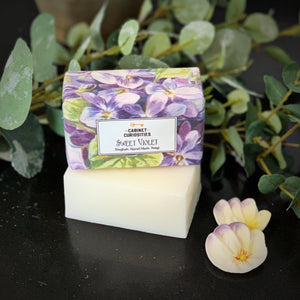 English Garden Soap - Sweet Violet