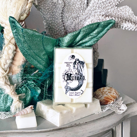 The Mermaid Wax Melts