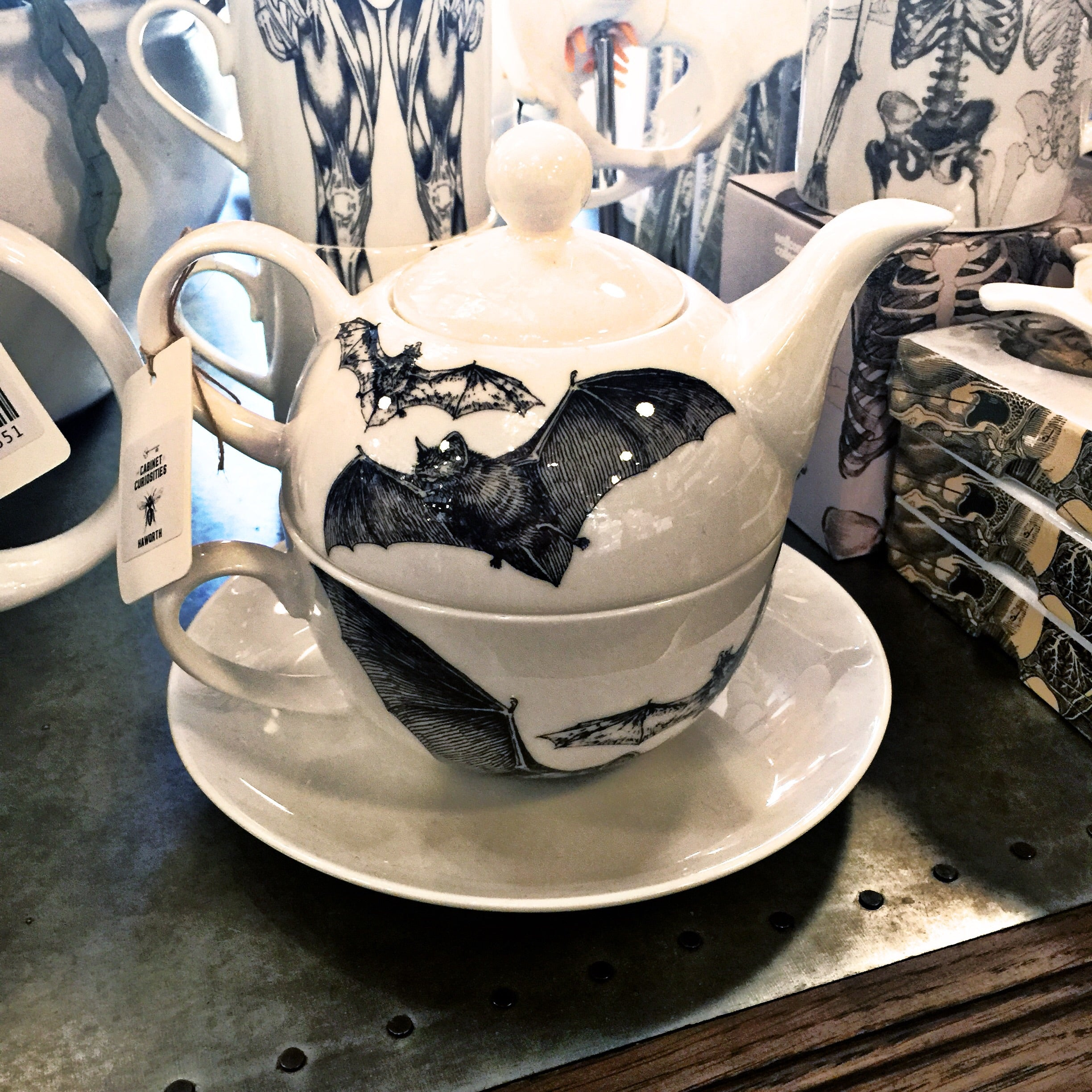 Tea for One - Bats