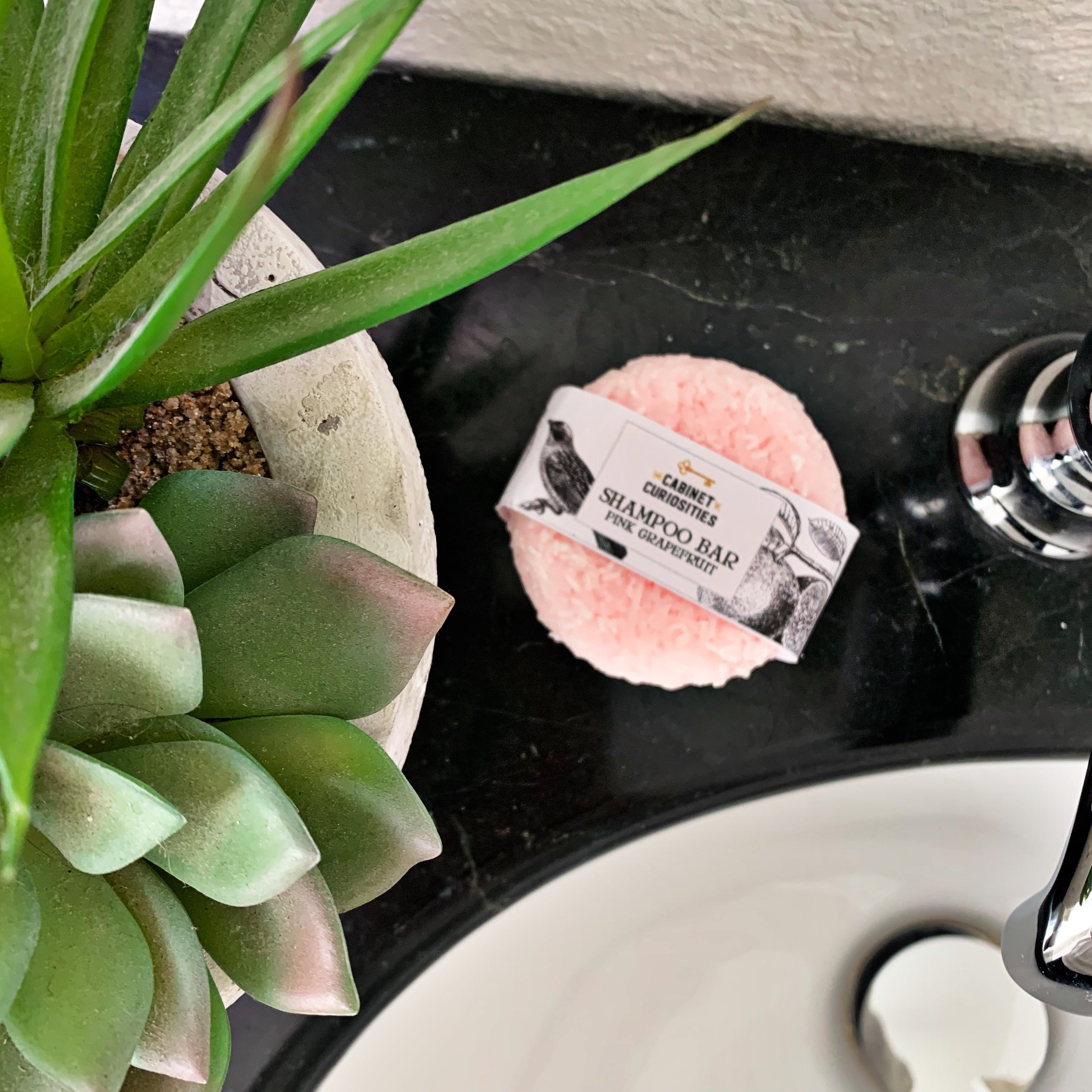 Shampoo Bar - Pink Grapefruit 60g