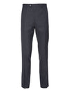 Downing Pant - Navy Sharkskin