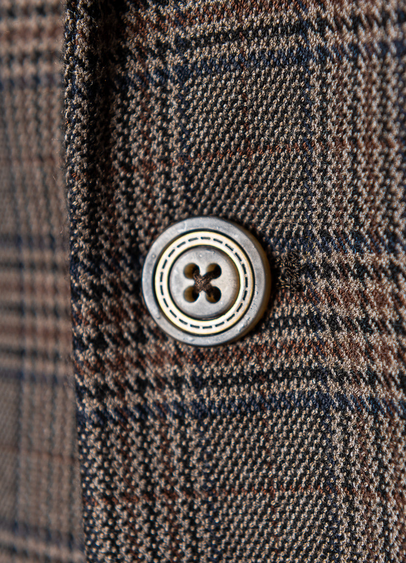 Ashton Peak Jacket - Slim - British Plaid