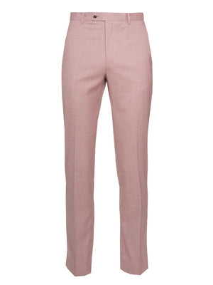 paisley & gray pink neat slim fit suit pant 2120P