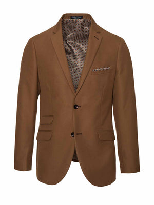 Dover Notch Jacket - Rust