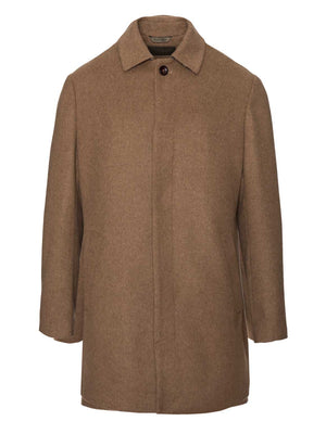 Topper - Camel Cashmere Touch