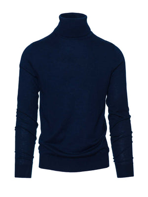 Turtleneck - Navy