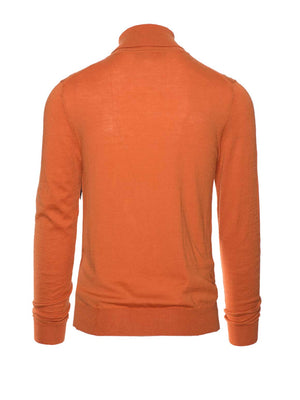 Turtleneck - Hazzard Orange