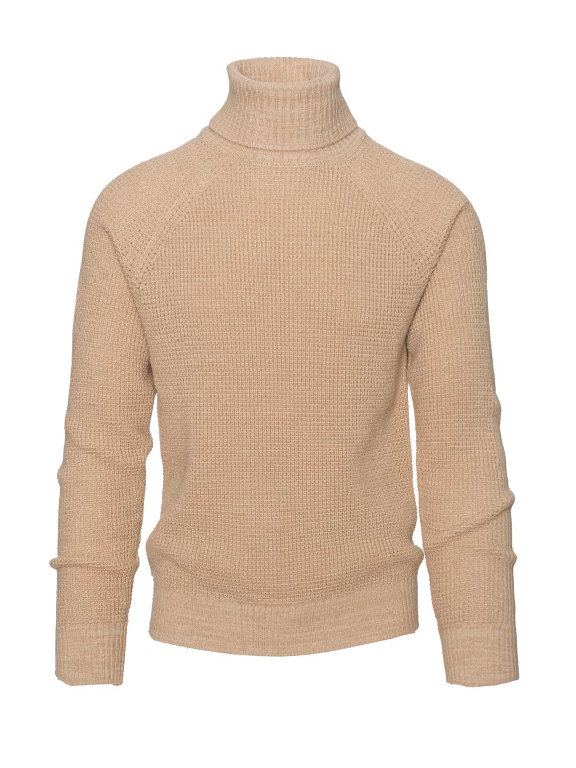 Turtleneck - Camel Marle