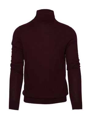 Turtleneck - Oxblood