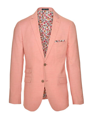 Dover Notch Jacket - Slim - Peach