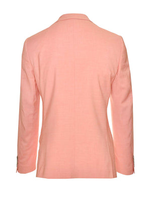 Dover Notch Jacket  - Peach