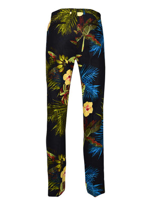 Downing Pants - Slim - Bright Floral