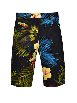 Fairview Shorts  - Bright Floral