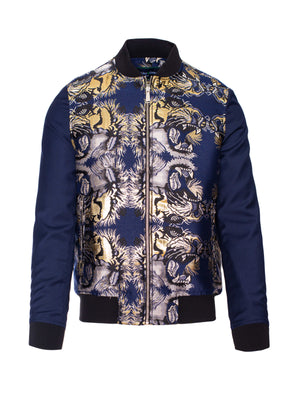 Hyde Bomber Jacket - Roaring Tiger
