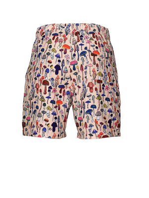 Gilligan Swim Trunks - Mushroom Multi