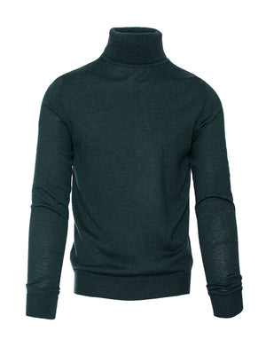 Fine Gauge Turtleneck - Forrester