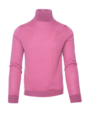 Fine Gauge Turtleneck - Bazooka