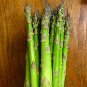 Heirloom Asparagus