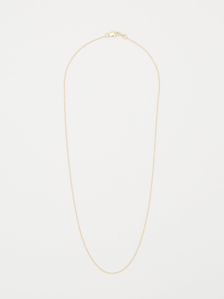 "14K 16"" Simple Necklace Necklace bagatiba"