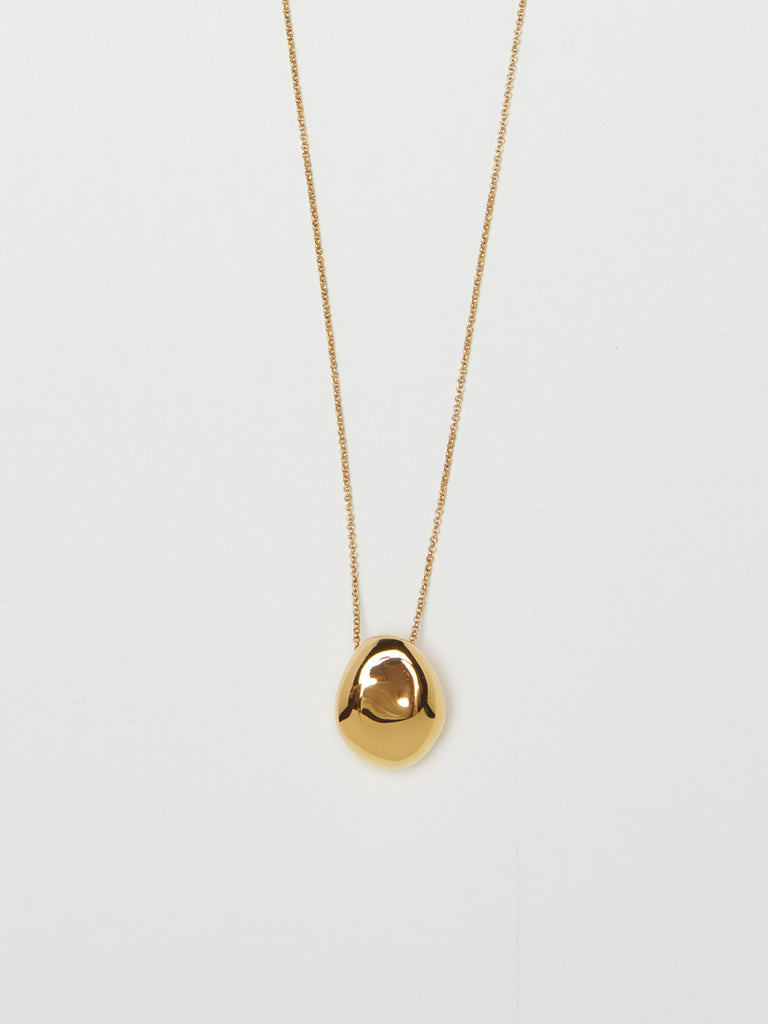 Gold Orb Necklace Necklace bagatiba