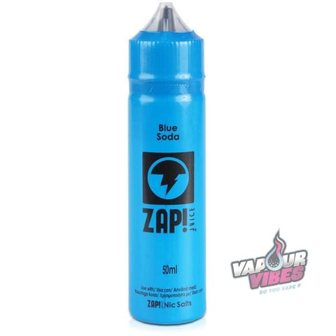 Blue Soda eLiquid by Zap Juice 50ml - Vapour Vibes