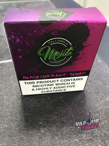 California Mojito - Blackcurrant Slush - Vapour Vibes