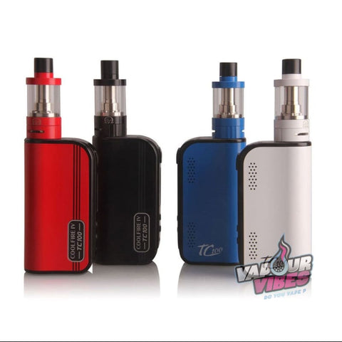 Cool Fire IV Tc100 - INNOKIN TPD - Vapour Vibes