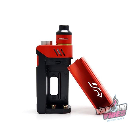 Ijoy Rdta Box 200W Red Kit