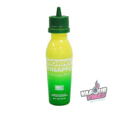 Pineapple eLiquid - Horny Flava 55ml / 0mg