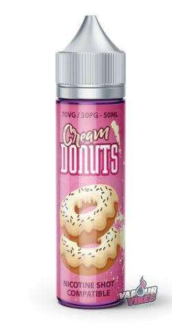 Sweet Treats Cream Donuts Eliquid E-Liquid