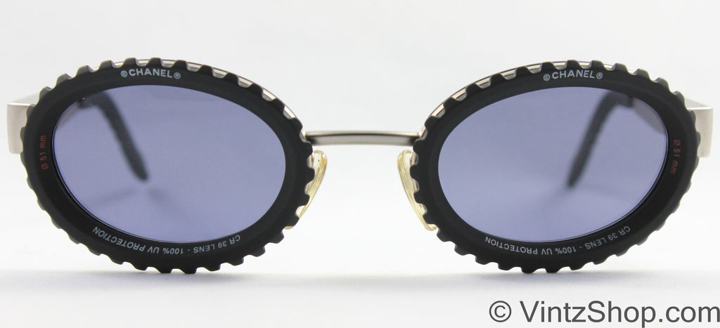 Chanel Paris 'Camera Lens' (RARE)