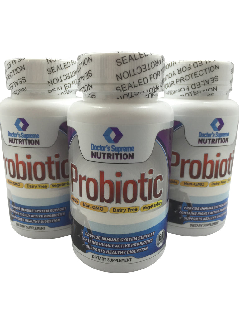 Probiotics 3 for price of 2 Free shipping