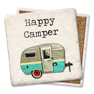 Coaster- Happy Camper