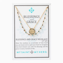 Blessings and Grace Necklace - Inspired Style Boutique