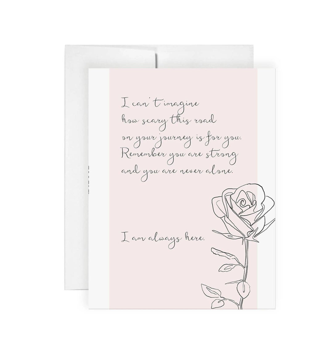 Always Here - Greeting Card