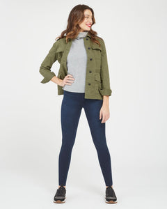 Spanx  Jean-ish® Ankle Leggings- Twilight Rinse
