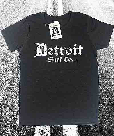 Detroit Surf Co. Kids shirts