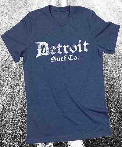 Detroit Surf Co. Men's Wear