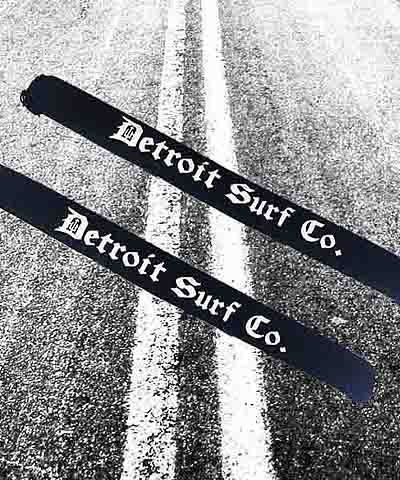 Detroit Surf Co. rack pads