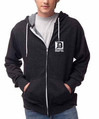 Great Lakes logo Zip-Up Hoodies unisex