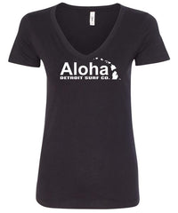 Ladies Aloha MI-HI T-Shirt