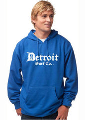Detroit Surf Co. Classic logo Premium Hooded Sweatshirt - Detroit Surf Co. - 2