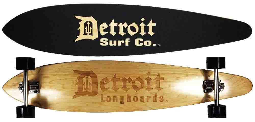 Detroit Longboards - Detroit Surf Co.