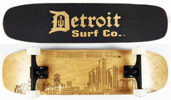 Detroit Skyline Skateboard V2