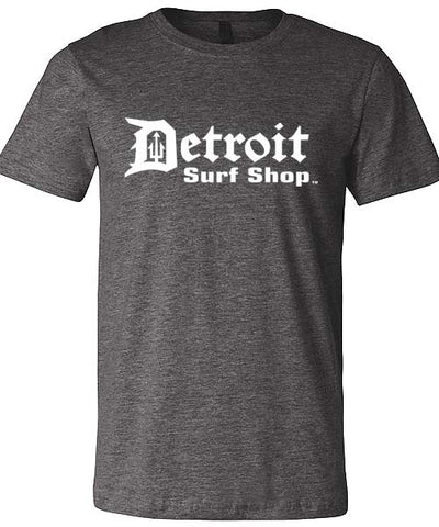 Detroit Surf Shop logo T-Shirt